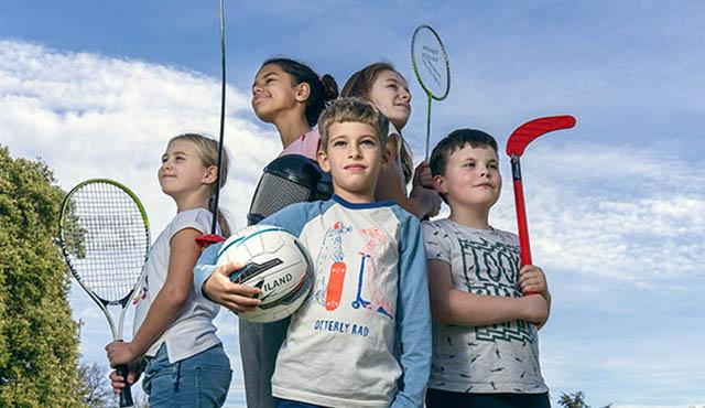 Book your childrens Easter and summer camp childcare with Ultimate Activity Camps